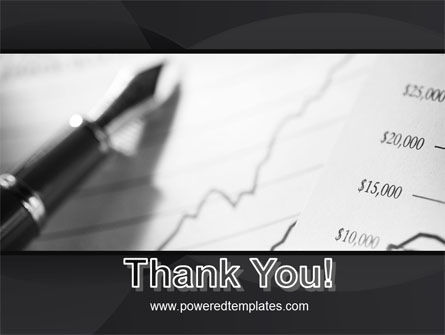 Financial Report PowerPoint Template Slide 20