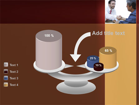 Negotiating PowerPoint Template Slide 10