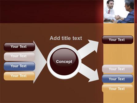 Negotiating PowerPoint Template Slide 14
