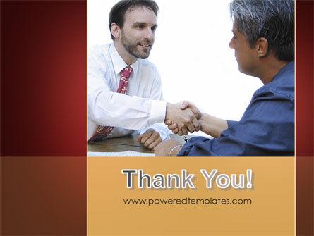 Negotiating PowerPoint Template Slide 20