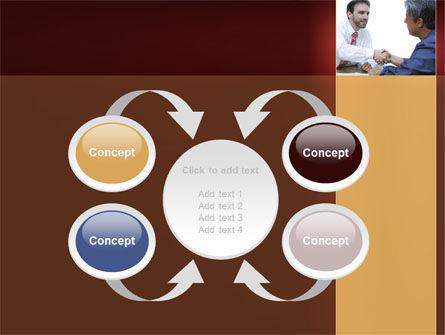 Negotiating PowerPoint Template Slide 6