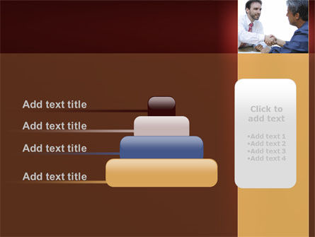Negotiating PowerPoint Template Slide 8