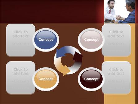 Negotiating PowerPoint Template Slide 9