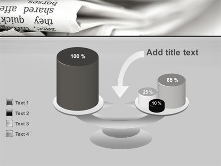 Newspapers PowerPoint Template Slide 10