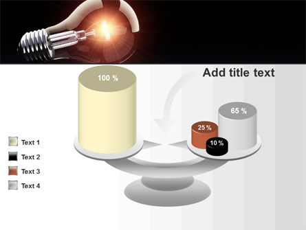 Bulb PowerPoint Template Slide 10