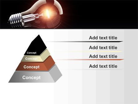 Bulb PowerPoint Template Slide 12