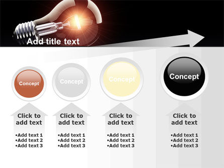 Bulb PowerPoint Template Slide 13