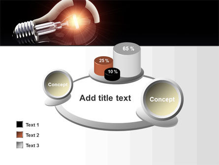 Bulb PowerPoint Template Slide 16