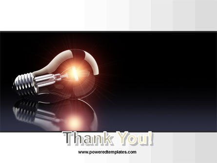 Bulb PowerPoint Template Slide 20