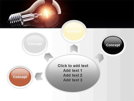 Bulb PowerPoint Template Slide 7