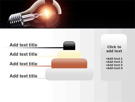 Bulb PowerPoint Template Slide 8