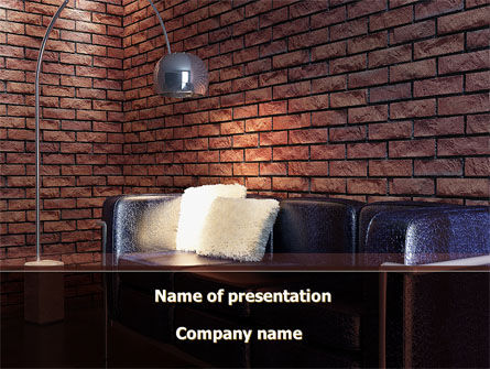 Careers/Industry: Coziness PowerPoint Template #10332