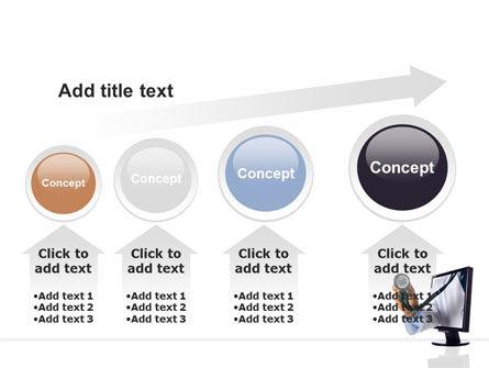 Internet Medicine PowerPoint Template Slide 13