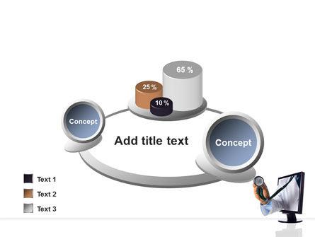 Internet Medicine PowerPoint Template Slide 16