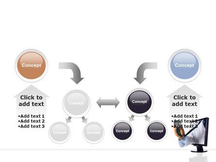 Internet Medicine PowerPoint Template Slide 19