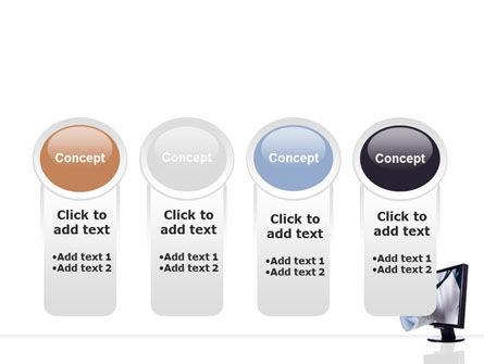 Internet Medicine PowerPoint Template Slide 5