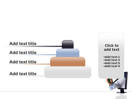Internet Medicine PowerPoint Template Slide 8