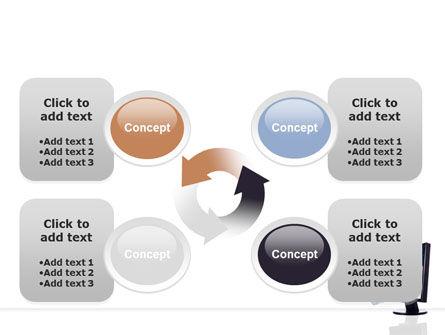 Internet Medicine PowerPoint Template Slide 9