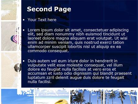 Resort Presentation PowerPoint Template Slide 2