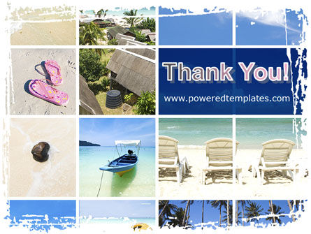 Resort Presentation PowerPoint Template Slide 20