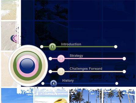 Resort Presentation PowerPoint Template Slide 3