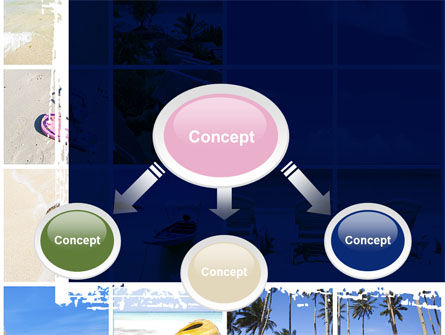 Resort Presentation PowerPoint Template, Slide 4, 10334, Careers/Industry — PoweredTemplate.com