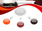 Red and White Interior PowerPoint Template#4