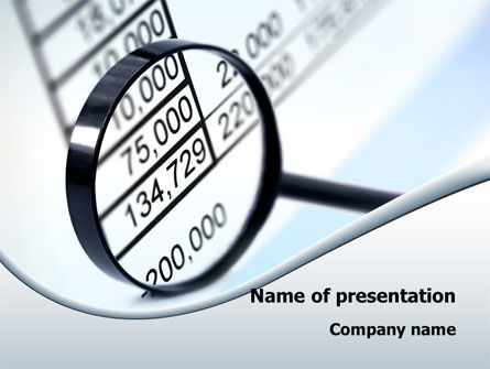 Financial Management PowerPoint Template, 10337, Financial/Accounting — PoweredTemplate.com