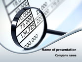 Financial/Accounting: Financieel Management PowerPoint Template #10337