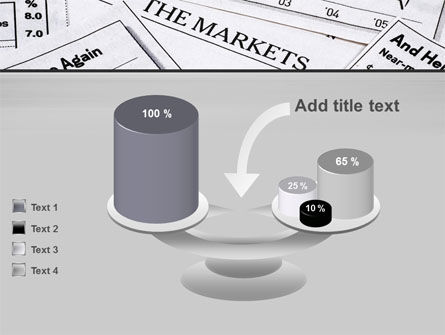 Market Report PowerPoint Template Slide 10