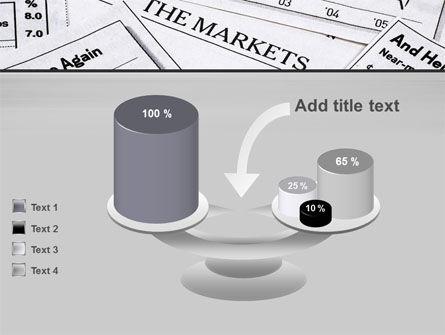 Market Report PowerPoint Template Slide 10