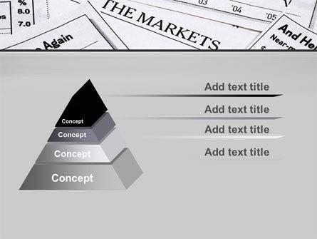Market Report PowerPoint Template Slide 12