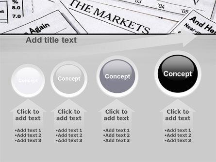 Market Report PowerPoint Template Slide 13