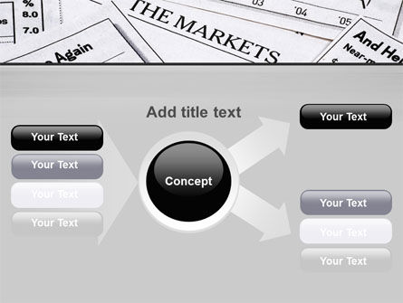 Market Report PowerPoint Template Slide 14