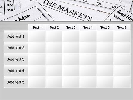 Market Report PowerPoint Template Slide 15