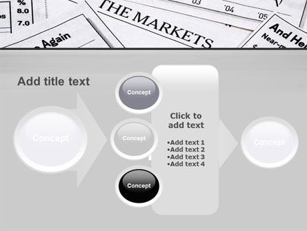 Market Report PowerPoint Template Slide 17