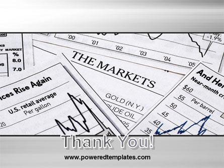 Market Report PowerPoint Template Slide 20