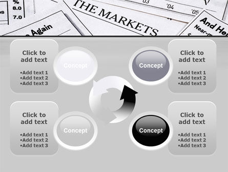Market Report PowerPoint Template Slide 9
