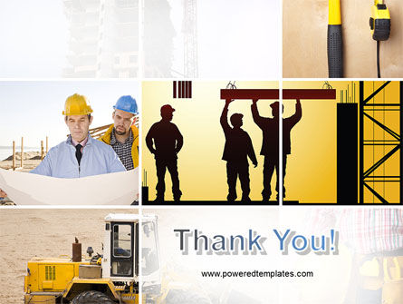 Construction Process PowerPoint Template Slide 20