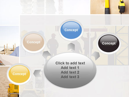 Construction Process PowerPoint Template Slide 7