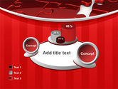 Gap in Puzzle PowerPoint Template#16