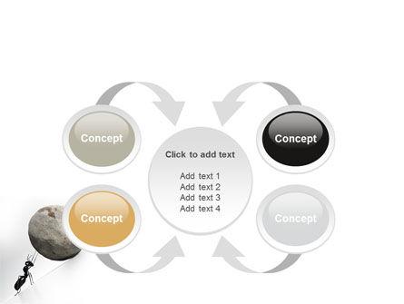 Sisyphean PowerPoint Template Slide 6