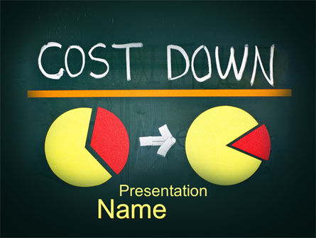 Cost Optimization PowerPoint Template