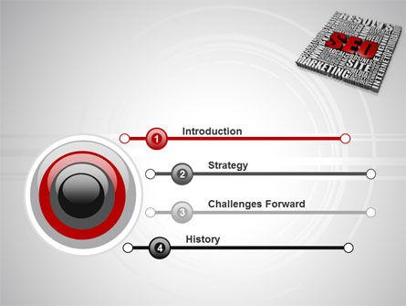 SEO PowerPoint Template Slide 3
