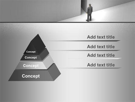 No Alternative PowerPoint Template Slide 12