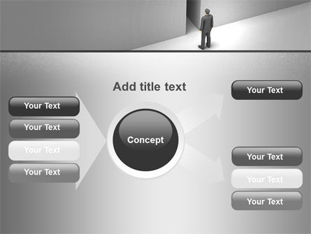 No Alternative PowerPoint Template Slide 14
