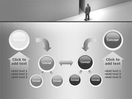 No Alternative PowerPoint Template Slide 19