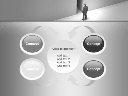 No Alternative PowerPoint Template Slide 6