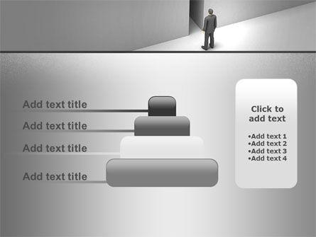 No Alternative PowerPoint Template Slide 8