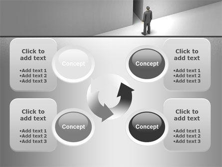 No Alternative PowerPoint Template Slide 9